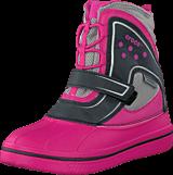 Crocs - AllCast Waterproof Boot GS CPnk/Black