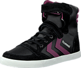 Hummel - Hummel Sl Stadil Elastic Jr Hi Black/Purple Potion