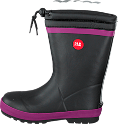 Pax - Bubba Black/purple