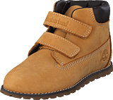 Timberland - Pokey Pine H L Wheat CA127M Yellow