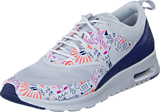 Nike - Wmns Nike Air Max Thea Print White-Dk Purple Dust
