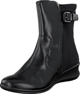 Ecco - ECCO BABETT WEDGE Black/Black