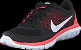 Nike - Wmns Nike Flex 2015 Rn Black/White-Hot Lava