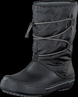 Crocs - Crocband II.5 Cinch Boot W Black/Char