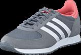 adidas Originals - Zx Racer W Grey/Ftwr White/Peach Pink