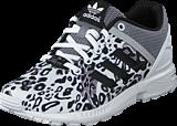 adidas Originals - Zx Flux Split K Light Onix/Core Black/White