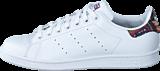 adidas Originals - Stan Smith W Ftwr White/Ftwr White/Mid Grey