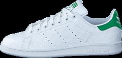adidas Originals - Stan Smith W White/Green