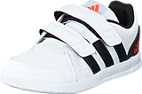 adidas Sport Performance - Lk Trainer 7 Cf I White/Core Black/Solar Red