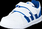adidas Sport Performance - Lk Trainer 7 Cf I Ftwr White/Eqt Blue/Shock Blue