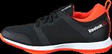 Reebok - Easytone 2.0 Ath Stylite Black/Electric Peach/Red/White