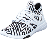 Reebok - Hayasu White/Black/Graphic Stripes