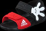 adidas Sport Performance - Disney Akwah 9 I Core Black/Vivid Red/White