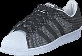 adidas Originals - Superstar Weave Core Black/Ftwr White