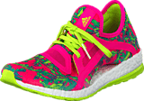 adidas Sport Performance - Pureboost X Shock Pink/Semi Solar Slime