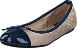 Butterfly Twists - Olivia Nude/Navy