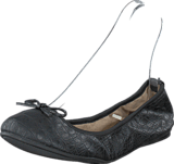 Butterfly Twists - Victoria Black Croc