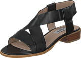 Clarks - Bliss Meadow Black Leather