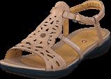 Clarks - Un Valencia Sand Leather