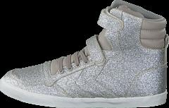 Hummel - Slimmer stadil glitter high Champagne