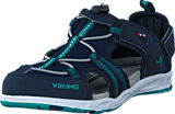 Viking - Loke Navy/Green