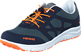 Viking - Saratoga II Dark Blue/Orange