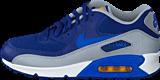 Nike - Nike Air Max 90 Mesh (Gs) Dp Ryl Blue/Hypr Cblt-Vrsty Mz