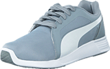 Puma - ST Trainer Evo Quarry-White