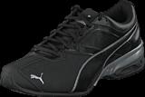 Puma - Tazon 6 Black-Puma Silver