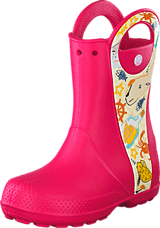 Crocs - Handle It Sea Life Boot K Rasberry