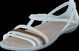Crocs - Crocs Isabella Sandal W Oyster/Walnut