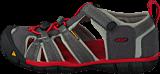 Keen - Seacamp Ii Cnx-Kids Magnet/Racing Red