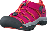 Keen - Newport H2-Kids Very Berry/Fusion Coral