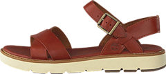 Timberland - Bailey Park Cross Vamp Medium Brown Eastlook