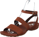 Timberland - Lola Bay Ankle Strap Dark Tan