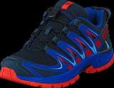 Salomon - XA PRO 3D J Deep Blue/Blue Yonder/Lava Ora