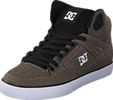 DC Shoes - Dc Spartan Hi Wc Tx Se Shoe Granite