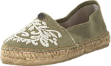 Odd Molly - Oddspadrillos Embroidered Military