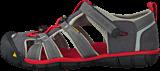 Keen - Seacamp Ii Cnx-Jr Magnet/Racing Red