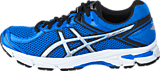 Asics - C558N-3993 Gt-1000 4 Gs Electricblue/Silver/Black