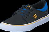 DC Shoes - Trase Tx Black/Blue/Grey