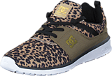 DC Shoes - Heathrow SE Leopard Print