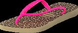 Havaianas - Kids Slim Animals Sandgrey/Pink