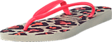 Havaianas - Kids Slim Animals Beige/Coral