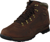 Timberland - Euro Hiker Mid Gtx Brown Full-Grain