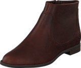 Timberland - Preble Ankle Boot Brown Full-Grain
