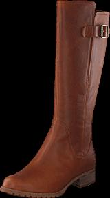 Timberland - Banfield Medium Shaft Boot Medium Brown Full-Grain