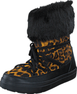 Crocs - LodgePoint Lace Boot W Leopard/Black