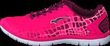 Bagheera - Arena Neon Pink/Wine Red