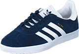 adidas Originals - Gazelle Collegiate Navy/White/Gold Met